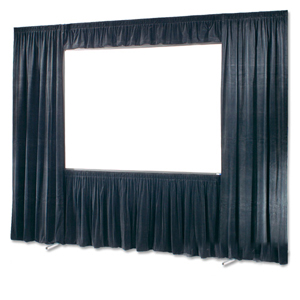 screen drapery