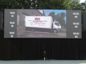 Mobile LED Truck